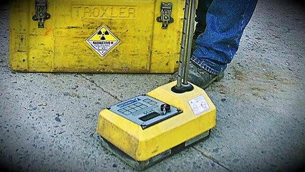 Roban dispositivo radiactivo de la UANL