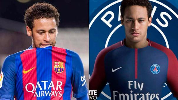 Qué número de camiseta usará Neymar si ficha por el PSG   b221458623b99