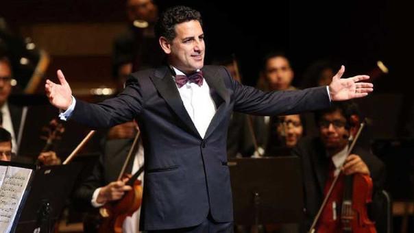 Juan Diego Flórez ofrecerá concierto en Trujillo