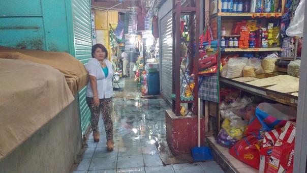 mercado central de Chiclayo