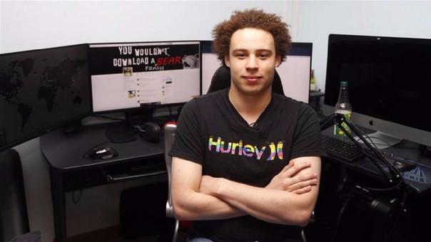 Conocido como 'MalwareTech', el hacker británico fue detenido tras se acusado de crear el virus Kronos.