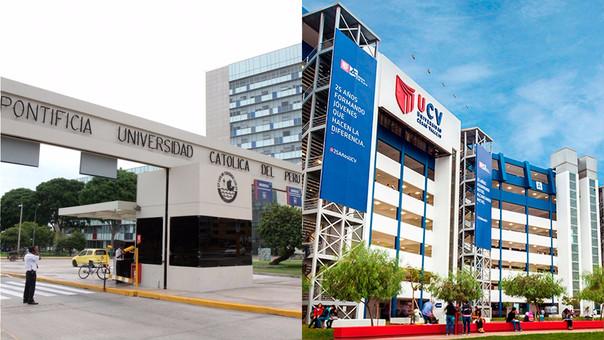 Las dos son las empresas educativas líderes en el mercado peruano, según el ranking.