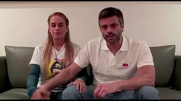 ARGENTINA: Vuelven a conceder el arresto domiciliario a Leopoldo López