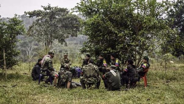 Las FARC anunciaron que se convertirán en partido político desde el próximo 1 de septiembre.