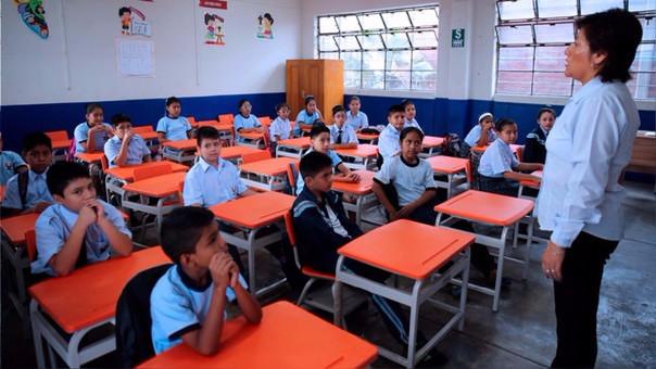 El Minedu advirtió que los alumnos del Cusco estaban en riesgo de perder el año escolar por las huelgas.