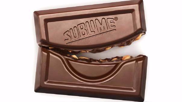 Sublime es una de las marcas más conocidas de chocolate en el Perú.