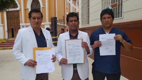 Médicos renunciantes