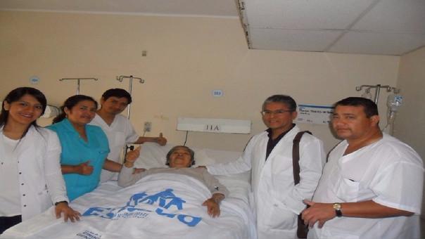 Operación cáncer de recto
