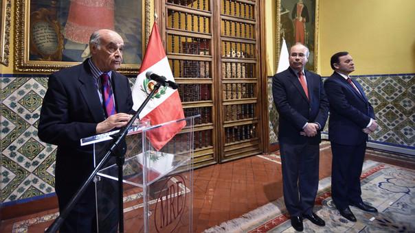 El ministro de Relaciones Exteriores, Ricardo Luna, será el anfitrión de la reunión que congrega a sus pares de la región.