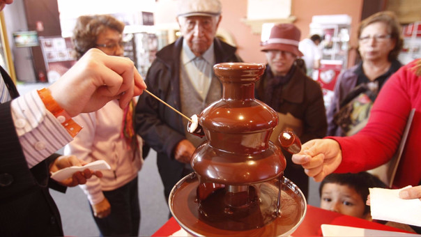 Con el nuevo reglamento para poder denominarse chocolate, estos productos deberán tener por lo menos 35% de cacao.