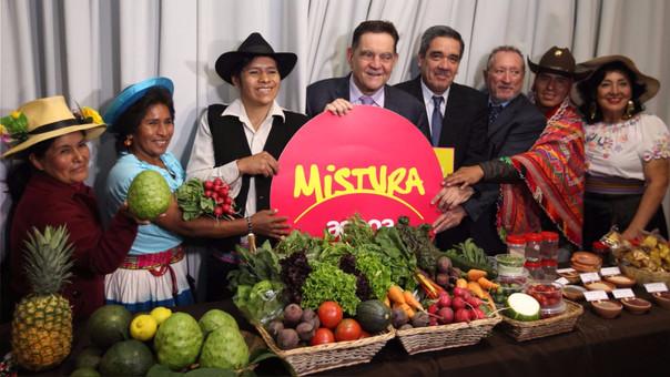 Mistura es la feria gastronómica más grande América.