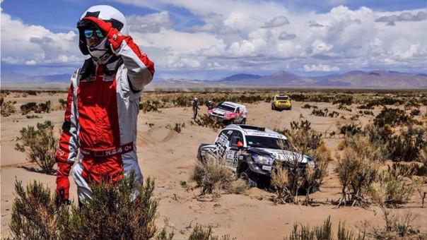 Dakar 2018 en el Perú