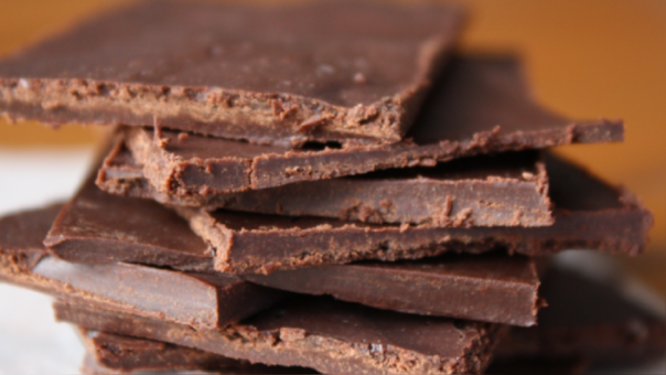 Es Chocolate si...
