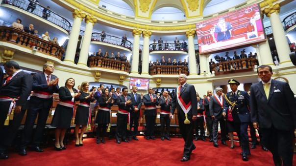 El Congreso de mayoría fujimorista ha logrado censurarle un ministro e interpelar a otros dos.