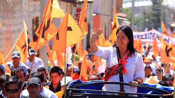 Keiko Fujimori fue candidata en 2011 y en 2016. Ambas contiendas las perdió.