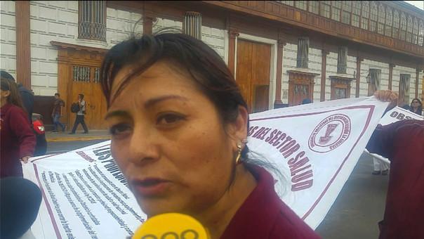 obstetras continúan con huelga nacional