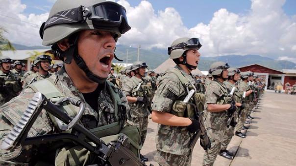 El Servicio Militar Voluntario ofrece diversos beneficios a los jóvenes postulantes