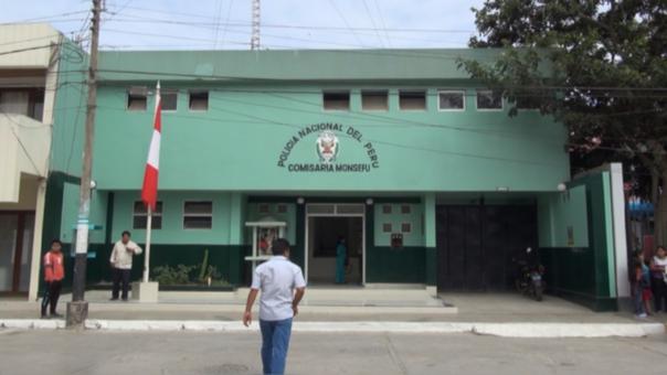 comisaría Monsefú