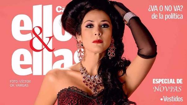 Magdyel Ugaz protagonizará la versión peruana de Colorina junto al español David Villanueva.