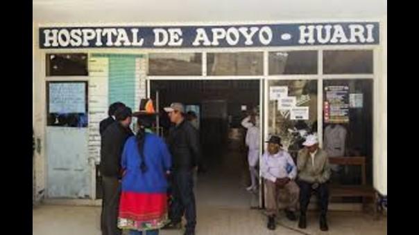 Hospital de Huari