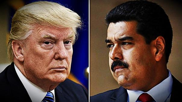 Trump / Maduro