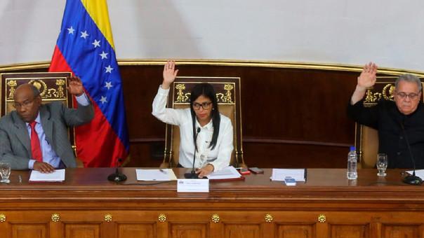 Venezuela: Asamblea Constituyente propone adelantar fecha para la elección de gobernadores