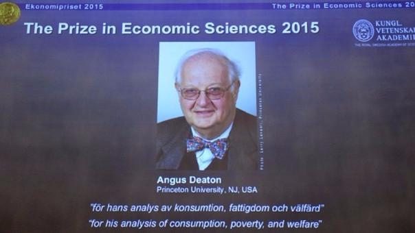 Angus Deaton es profesor de Economía y Asuntos Internacionales en la Universidad de Princeton.