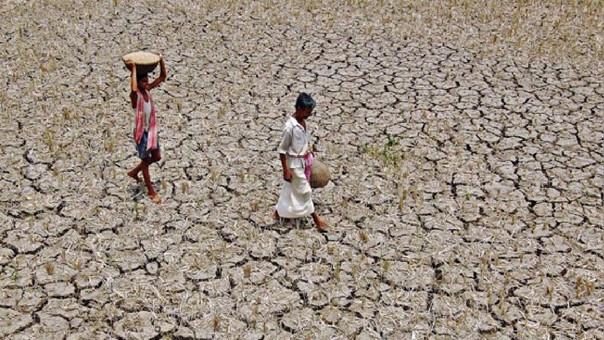 El cambio climático afecta, sobre todo, a los países pobres.