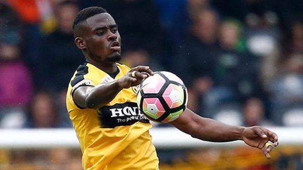 Kasim Nuhu llegó al Young Boys procedente del Mallorca de España.