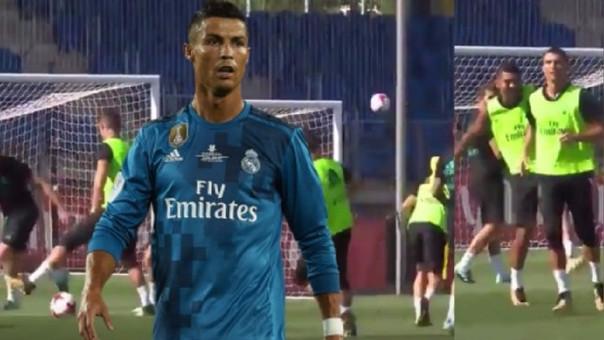 b329d11953 Cristiano Ronaldo ha ganado tres Balones de Oro como jugador del Real Madrid .