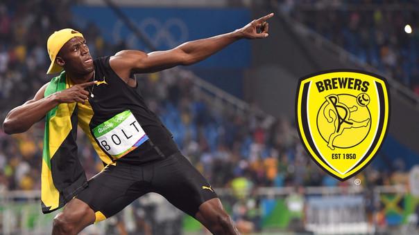 Usain Bolt tiene 30 años y batió los récords de 100 y 200 metros planos.