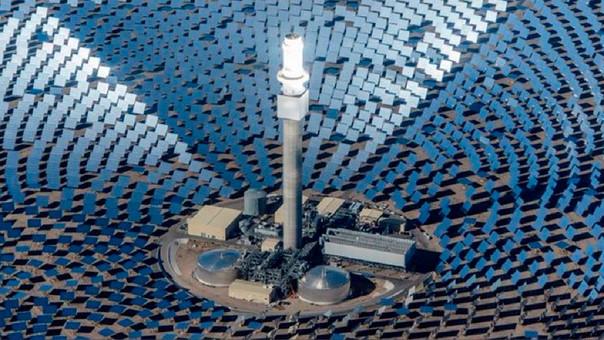 Australia construirá la mayor planta de energía solar térmica del mundo