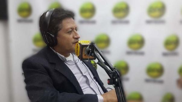 Manuel Becerra, alcalde provincial de Cajamarca aseveró que es un demócrata
