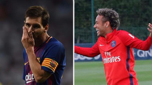 Neymar se fue al PSG luego que el equipo francés pagara los 222 millones de euros que valía su cláusula.