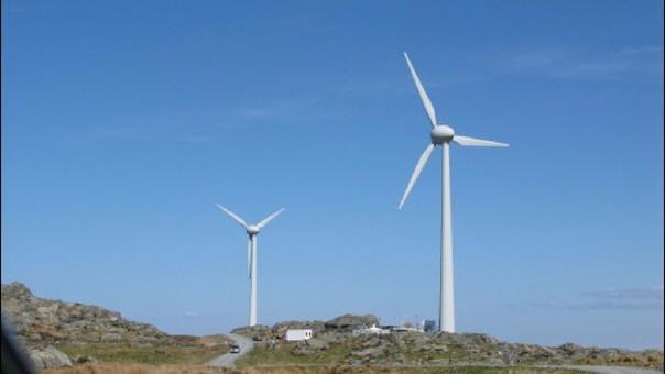 Utsira, en Noruega, una de las pioneras a nivel global en energía eólica