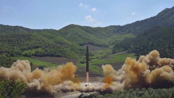 USA advierte a Corea del Norte de