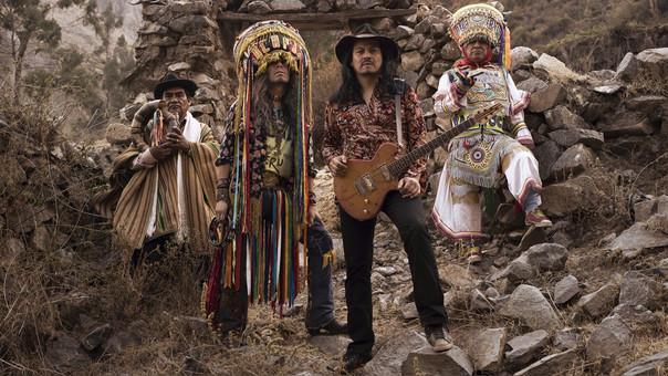 Itziar Ituño también confesó que es admiradora de la banda de rock en quechua Uchpa.
