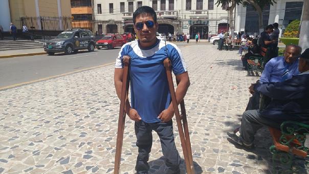 Trabajador con discapacidad despedido