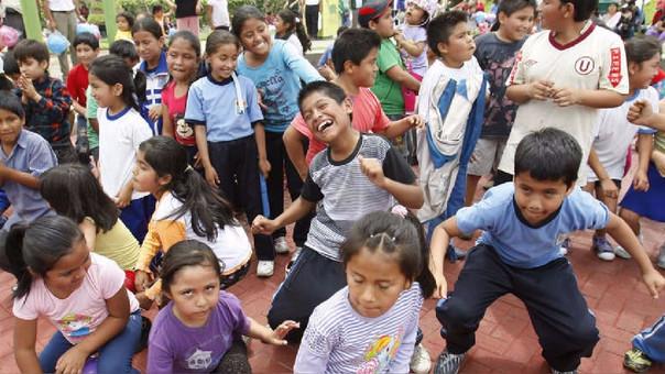 El Día del Niño se celebra el tercer domingo de agosto de cada año.