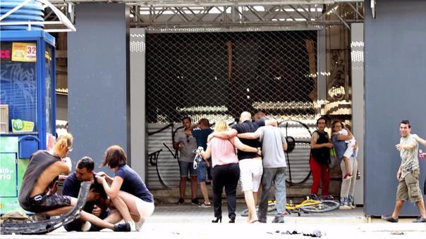 Ataques en España fueron contra