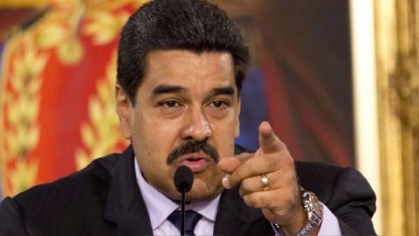 Maduro: relación Venezuela-EEUU está en su peor momento