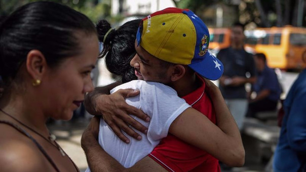 Las protestas contra el régimen de Maduro han dejado más de 100 muertos y cientos de heridos y detenidos.