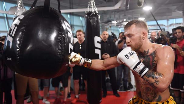 SPO-BOX-MMA-UFC-CONOR-MCGREGOR-MEDIA-WORKOUT