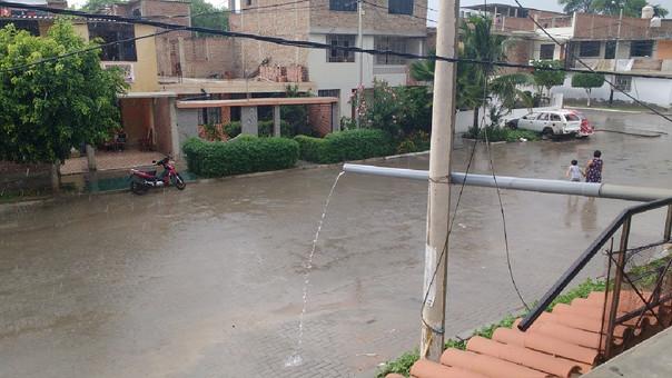 lluvia Piura