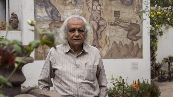 Corcuera ganó el Premio Nacional de Poesía a los 25 años.