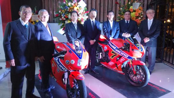 Honda del Perú inaugura su nuevo local en Surquillo Nuevo punto de venta de Grupo Pana