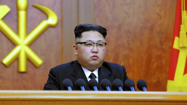 Kim Jong-un continúa provocando a Estados Unidos.