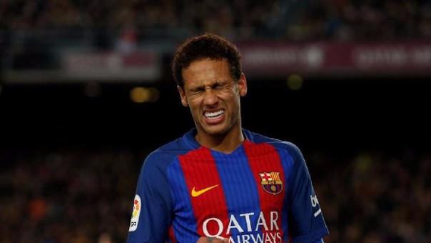 Neymar fue nominado para el Balón de Oro 2015. Fue la única vez en toda su carrera.