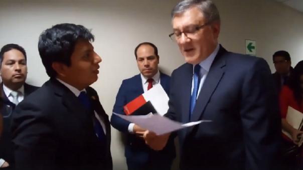 Ministro de Trabajo anuncia visita a Tumán