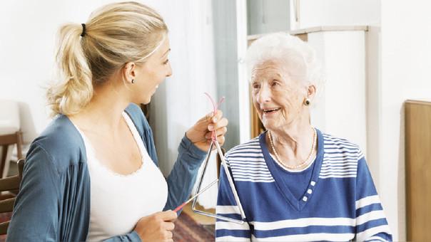 Pese a que la memoria se ve afectada en los pacientes con Alzheimer, gran parte de los enfermos conserva sus recuerdos musicales.